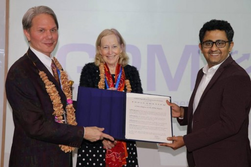 Launch of the First APAC Chapter of the Global Payroll Management Institute in Pune, India