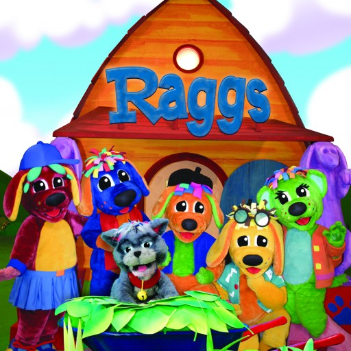One Hour of Raggs Added to ION Television's 'Qubo Kids Corner' Lineup Starting January 1