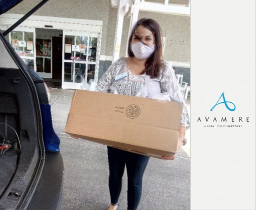 Avamere Receives PPE From The University of New Mexico