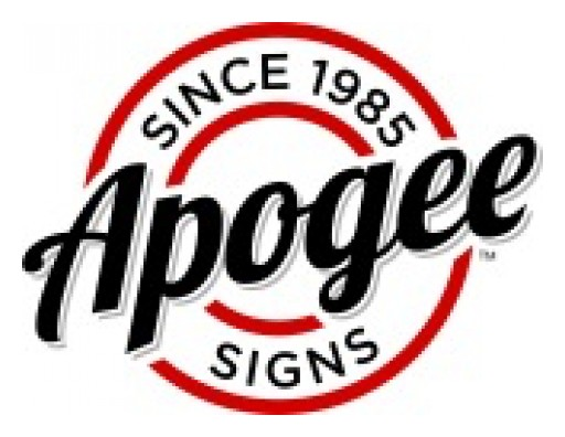 Apogee Signs Is Moving on Up