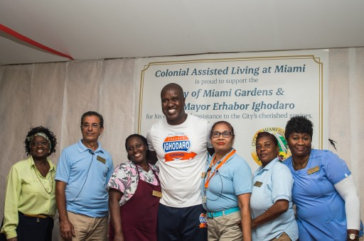 Colonial Assisted Living at Miami Dedicates Itself to Assisting Seniors at City of Miami Gardens