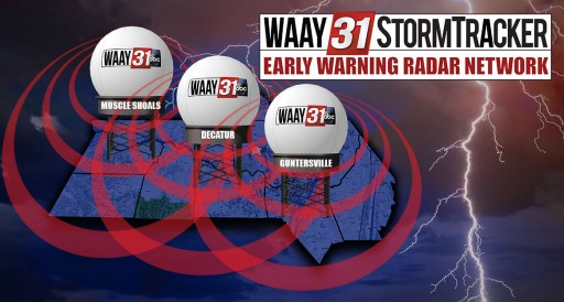 WAAY 31 Launches the Largest Privately Held Radar Network in the Country