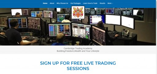 Cambridge Trading Academy New X PRO Software Made History in the Stock Market With 322 Points in February
