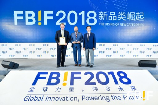 Vessl™ Wins the Prestigious 'Marking Award' at Food and Beverage Innovation Forum in Shanghai, China