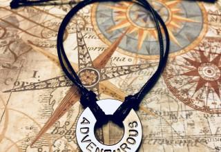 'Adventurous' Bracelet from MyIntent Certified Online Retailer key2Bme
