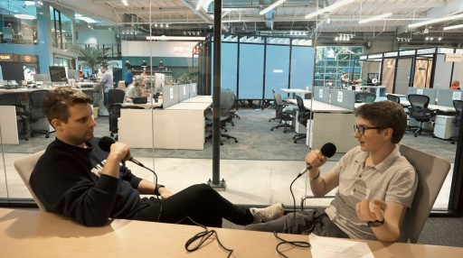 16-Year-Old Interviews World-Class Entrepreneurs for New Video Podcast Series
