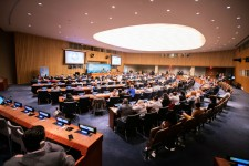 One of the highlights of United for Human Rights for 2019, the annual Youth Summit at the UN