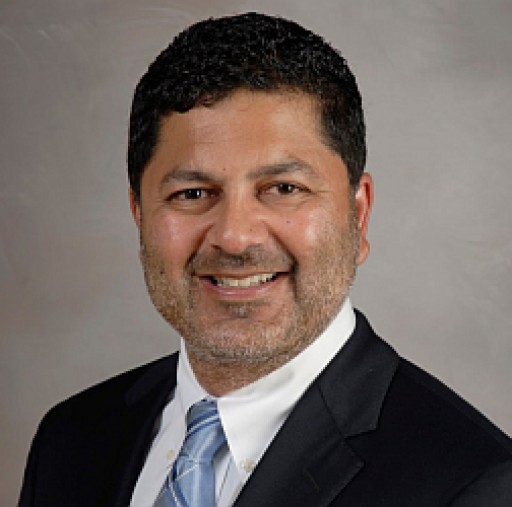 Vic Goradia, MD Named One of the Top 3 Orthopedic Surgeons in Richmond, Virginia