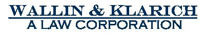 Wallin & Klarich, A Law Corporation