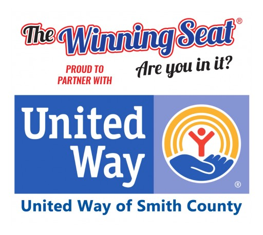 TLS Holdings, Inc. (The Winning Seat®) Partners With United Way of Smith County