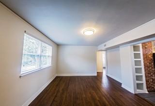 Refinished Original Oak Floors