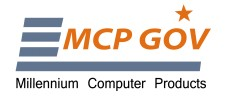 MCP Computer Products LOGO