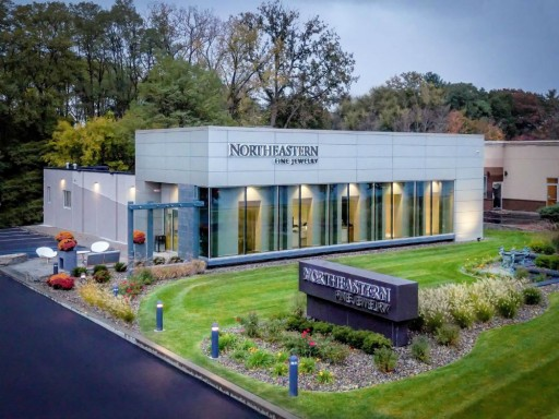 Northeastern Fine Jewelry's Albany Showroom Renovation Praised for Engaging, Customer-Centric Design
