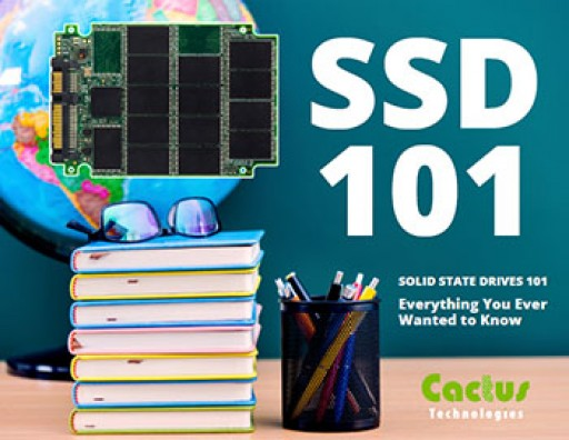 Solid State Drive 101 EBook Now Available With No Cost or Registration