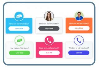Web Chat Customization