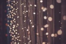Winter Lights are shining at Glenwood Hot Springs Resort