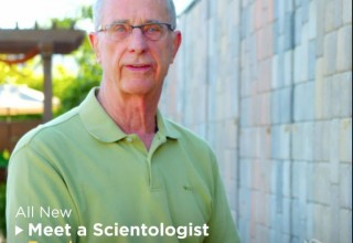 Meet Scientologist Terry Morrill