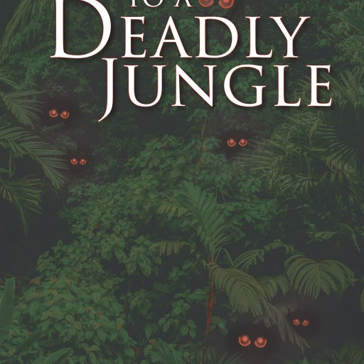 """Author K. Serio's New Book """"Welcome to a Deadly Jungle"""" is an Exciting Story About a Caveman Who Ventures Into the Jungle to Help Neighboring Animals."""