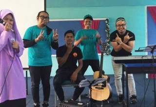 Punk band brings the Truth About Drugs to Malaysian youth.