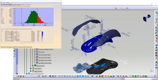 DCS and Quality Digest Present Quality 4.0 Webinar - How CAD GD&T Drives Model-Based Definition With 3DCS Tolerance Analysis Software