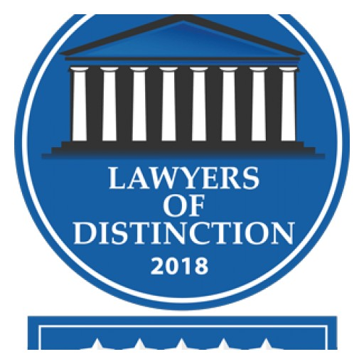 Yonatan Levoritz Recognized as 2018 Lawyer of Distinction