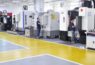 CNC machining services in China