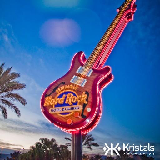 Kristals Cosmetics to Open Its Second Location Within the Seminole Hard Rock Hotel & Casino Portfolio in Tampa