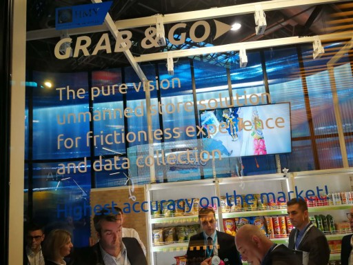 SandStar Brings 'Grab & Go' Unmanned Store to EuroShop 2020