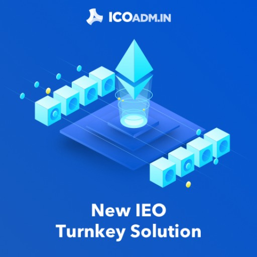 ICOadm.in - New IEO Turnkney Solution