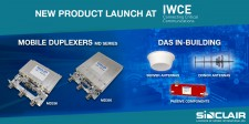 Sinclair's New Mobile Duplexers and DAS In-Building Solution