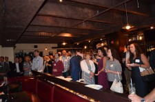 Realtor Young Professionals Summer Social at Boston's Back Bay Restaurant