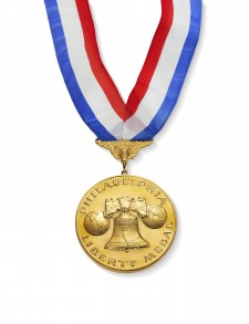 The Liberty Medal