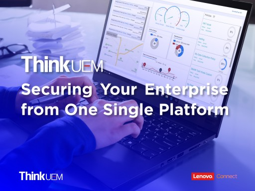 Lenovo Delivers ThinkUEM Unified Endpoint Management for Yudutek