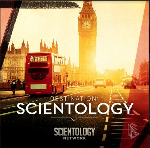 At the Intersection of Tradition and Trendsetting is Destination Scientology: London