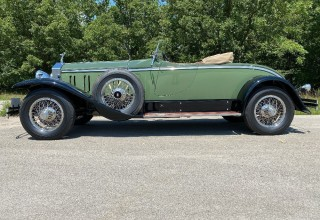 1929 Rolls Royce Phantom York Roadster