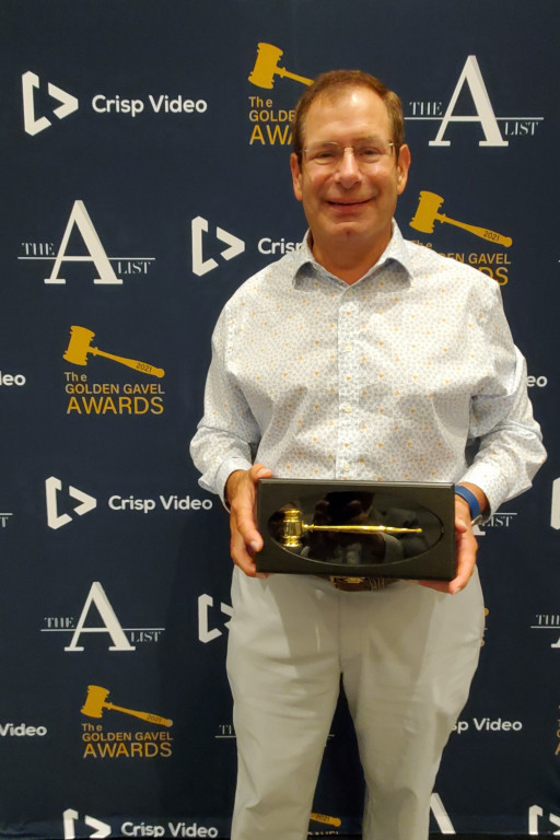 William Mattar Wins 2021 Golden Gavel Award for 'How Cool' Television Commercial