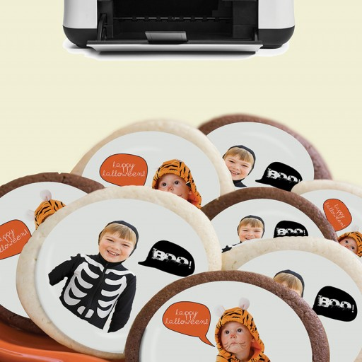 InkEdibles Provides Halloween Decoration Ideas That Are Personalized and Delicious