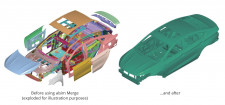 lsim MERGE, the simulation pre-production application from Engineering Software Steyr GmbH (ESS)