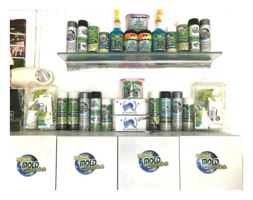 Breakthrough Eco-Organic Anti-Mold and Indoor Air Quality Products Developed by Miami Mold Specialist