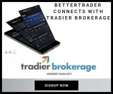 Better Trader - Tradier