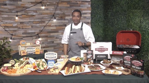 Chef Chris Scott Brings Summer Eating to the Next Level This Memorial Day on Tips on TV Blog