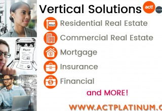 Vertical Solutions for Act! CRM Products