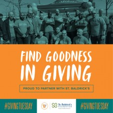 Find Goodness in Giving