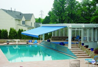 Retractable Awning - A. Hoffman Awning