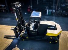 Wiggins Large Capacity Electric Forklift