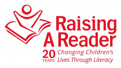 Raising A Reader Marks 20-Year Anniversary as Leading Children's Literacy Nonprofit in the U.S.