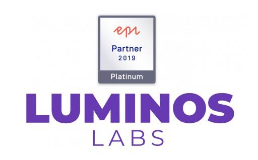 Luminos Labs Earns Platinum-Level Partnership With Episerver