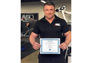 2018 National Fitness Trainer of the Year - Adam Cayce