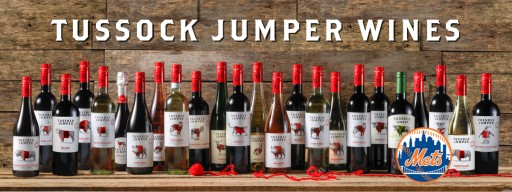 The New York Mets Add Tussock Jumper Wines to Home Game Lineup