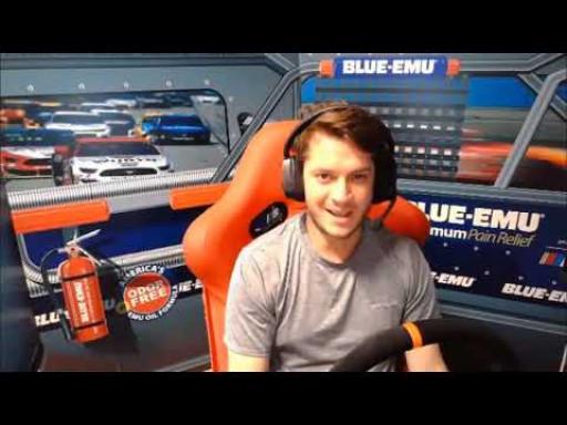Landon Cassill and Blue-Emu Partner for Season-Opening NASCAR Xfinity Series Race